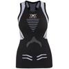 X-Bionic The Trick Koszulka do biegania bez rękawów Kobiety czarny